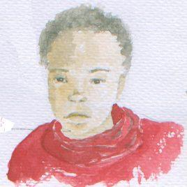 Enfant rouge