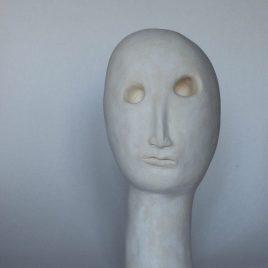 tête blanche
